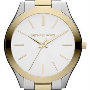 """Michael Kors """"Slim Runway"""" Watch"""